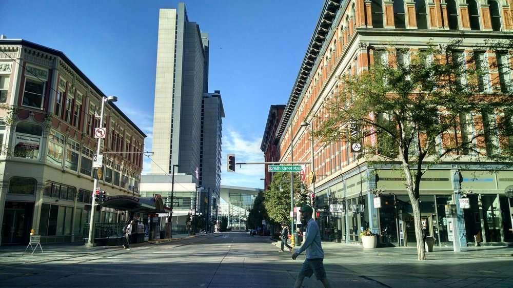 16 Street Mall,Denver