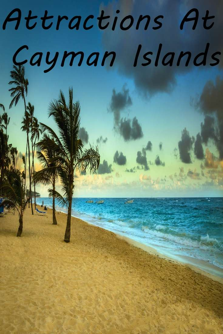 Attractions At The Cayman Islands