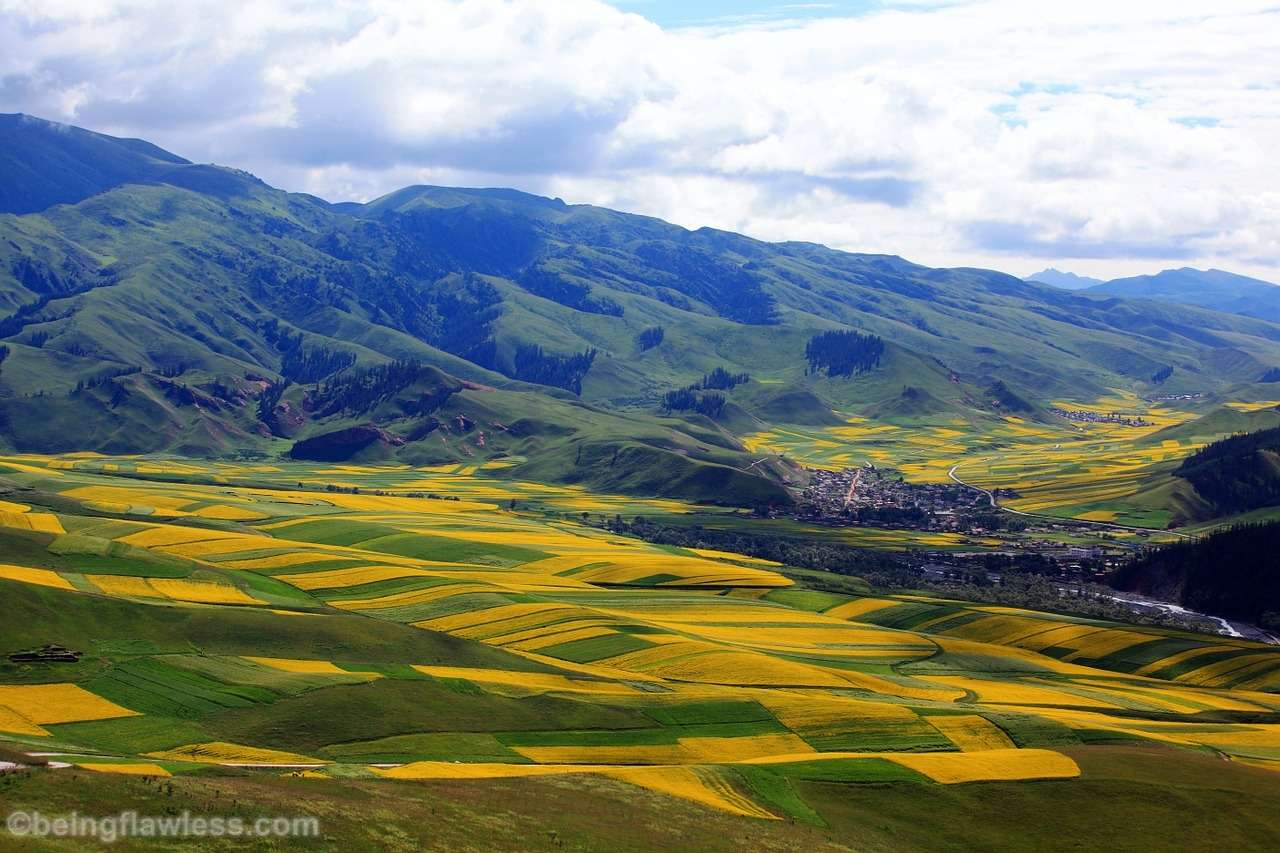 Qinghai - 3 Most Exciting, Exotic and Diverse Countries of Asia