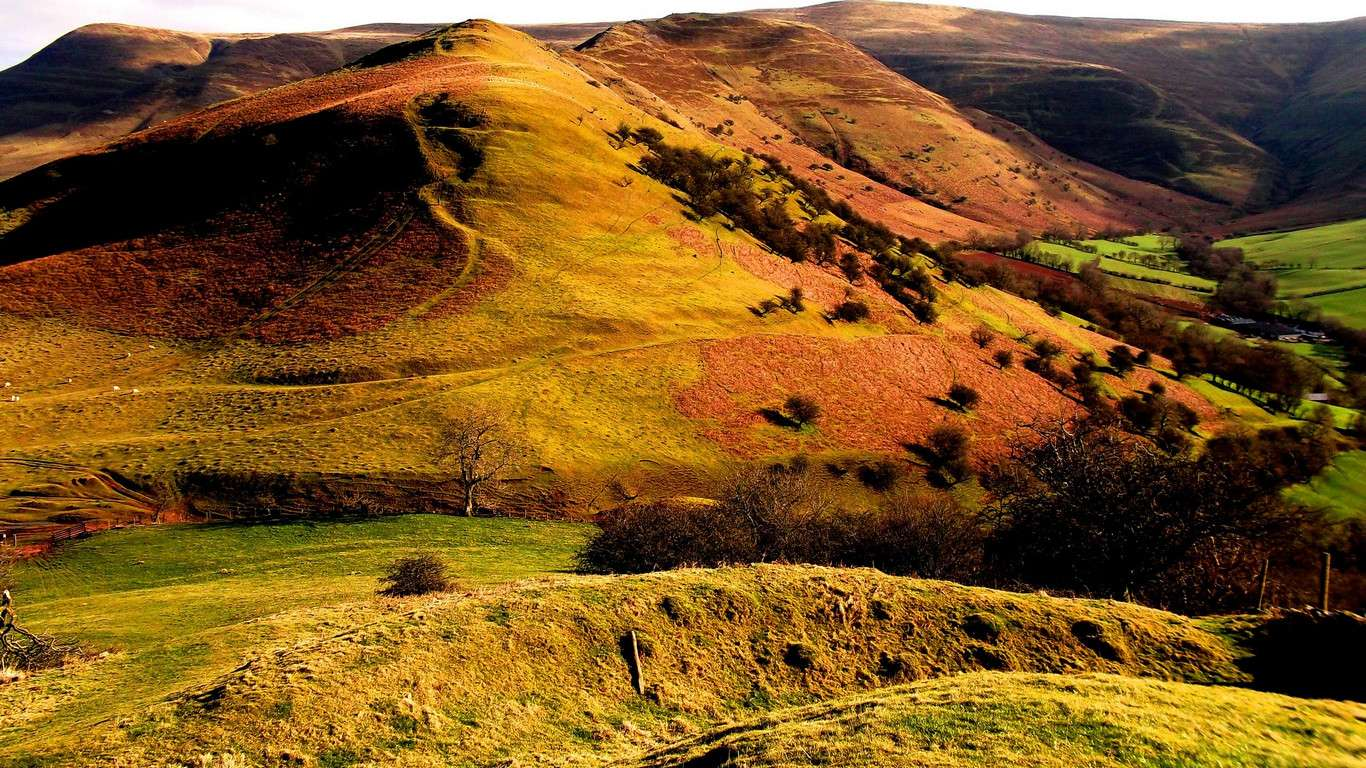 The Black Mountains - Top Countryside Destinations in United Kingdom