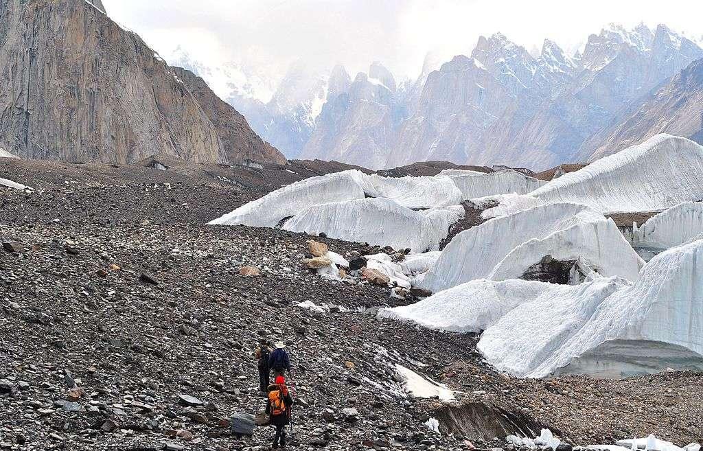 Baltoro Glacier, Pakistan