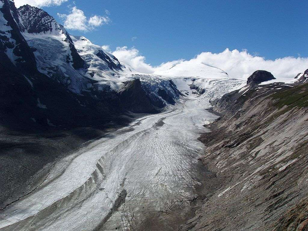 Pasterze Glacier Austria - 9 Most Amazing Glaciers in the World Worth Visiting