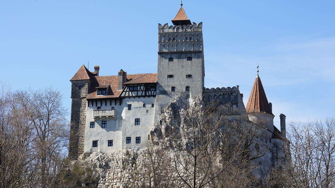 Bran Castle in Romania - 5 Reasons Why You Should Visit Romania