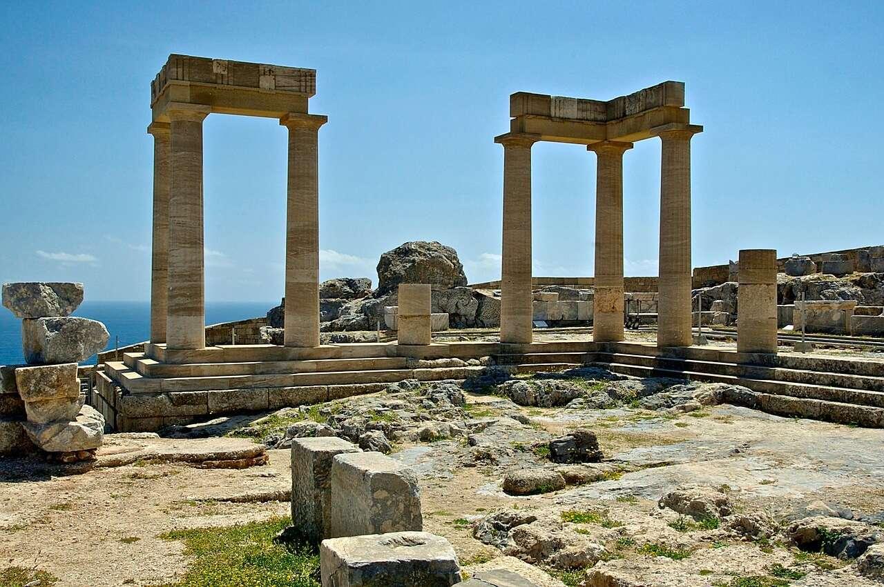 Rhodes - 5 Must See Medieval Cities in Europe