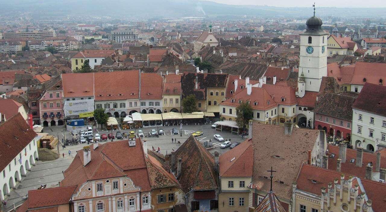 Romania Architecture