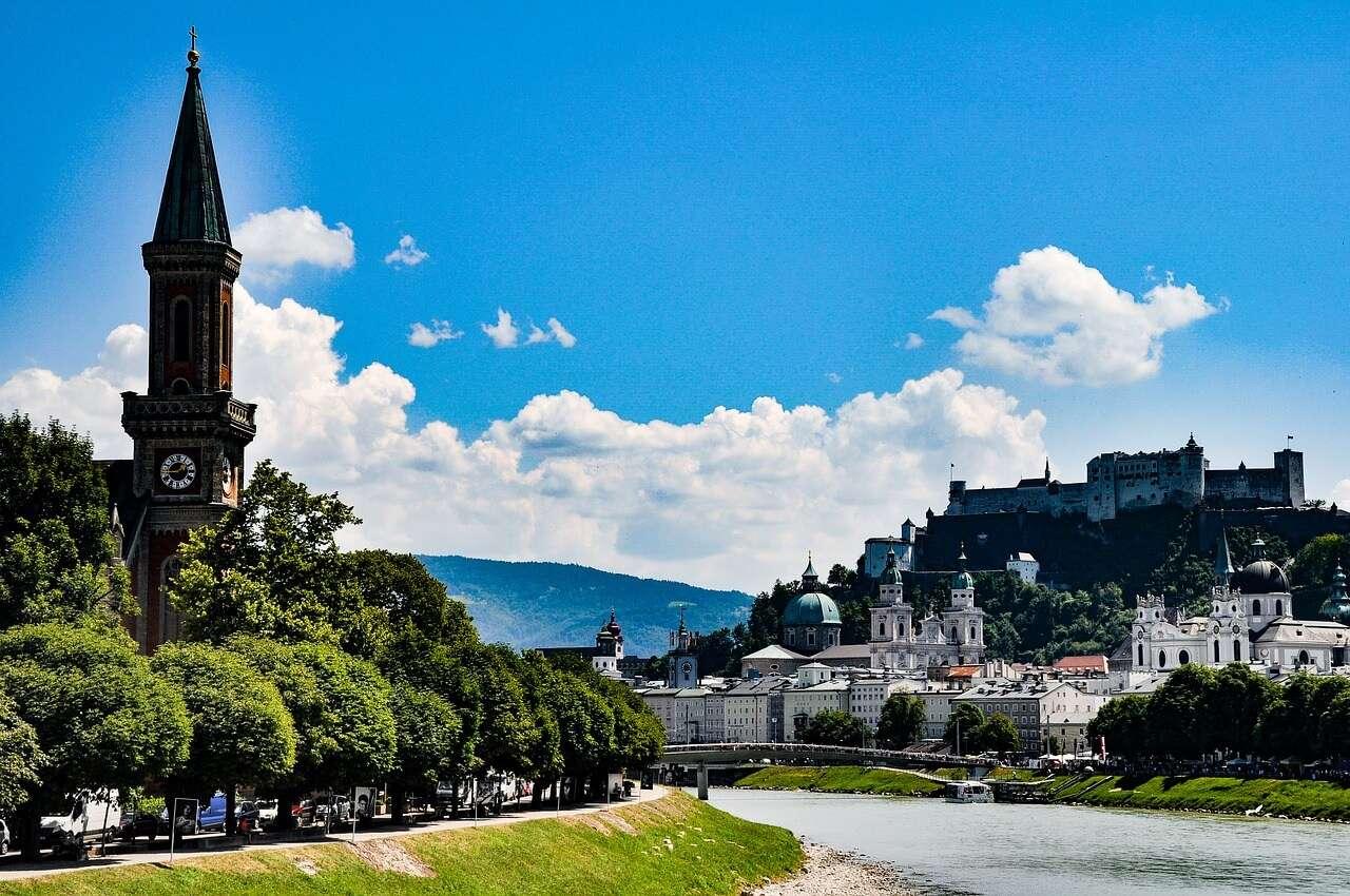 Salzburg - 5 Must See Medieval Cities in Europe