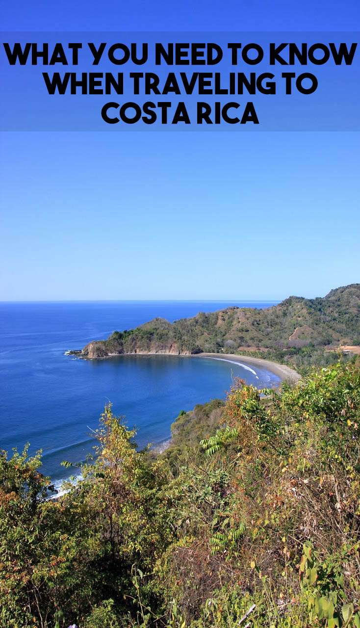 What You Need To Know When Traveling To Costa Rica