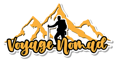 Voyage Nomad-Travel Blog Logo