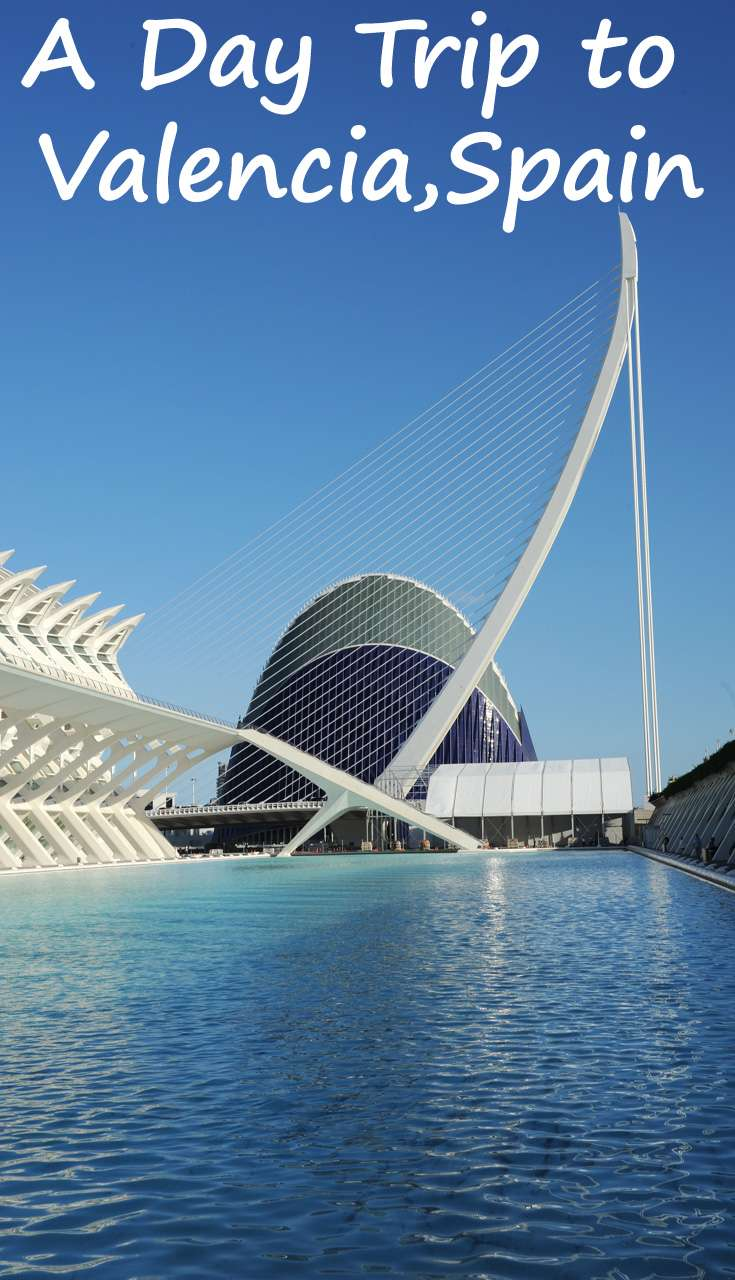 Valencia is now becoming a big player in many a foreign tourist's itineraries when planning a trip to Spain.