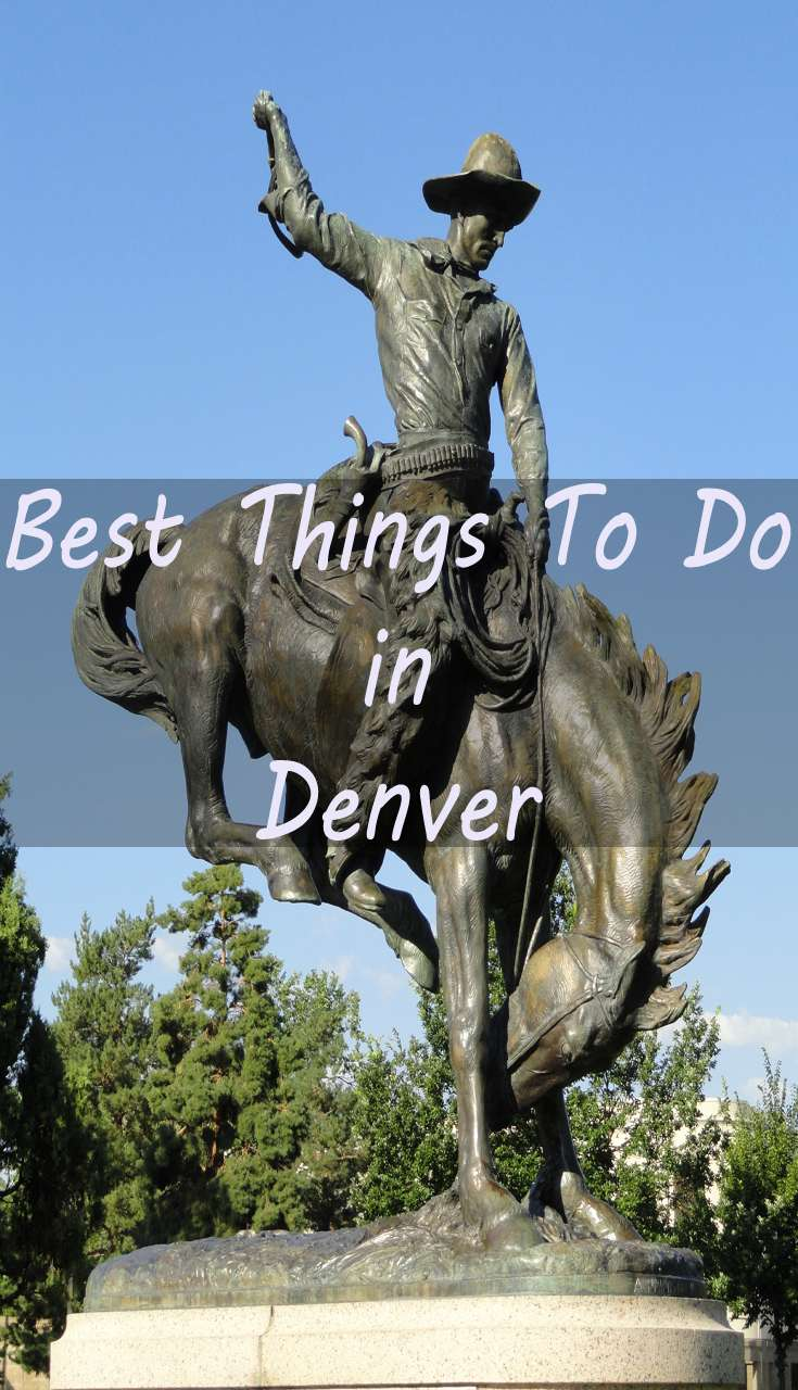 There's so much to see in Denver, Colorado! But if you've only got limited time (and budget!) then this list can help you comb through all those possibilities and create an itinerary where you see the best the city has to offer. This list of Denver attractions also gives you a good variety of sights. You'll also get tips on how to make the most of your vacation.
