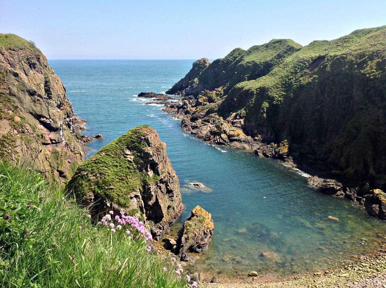 Bullers of Buchan Aberdeen - Best Places To Visit in Scotland