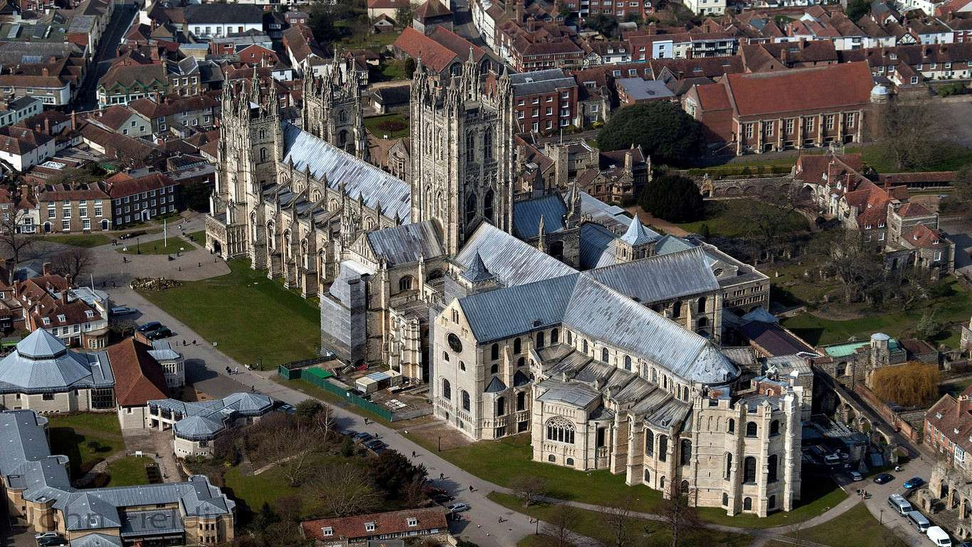 Canterbury - Top Countryside Destinations in United Kingdom