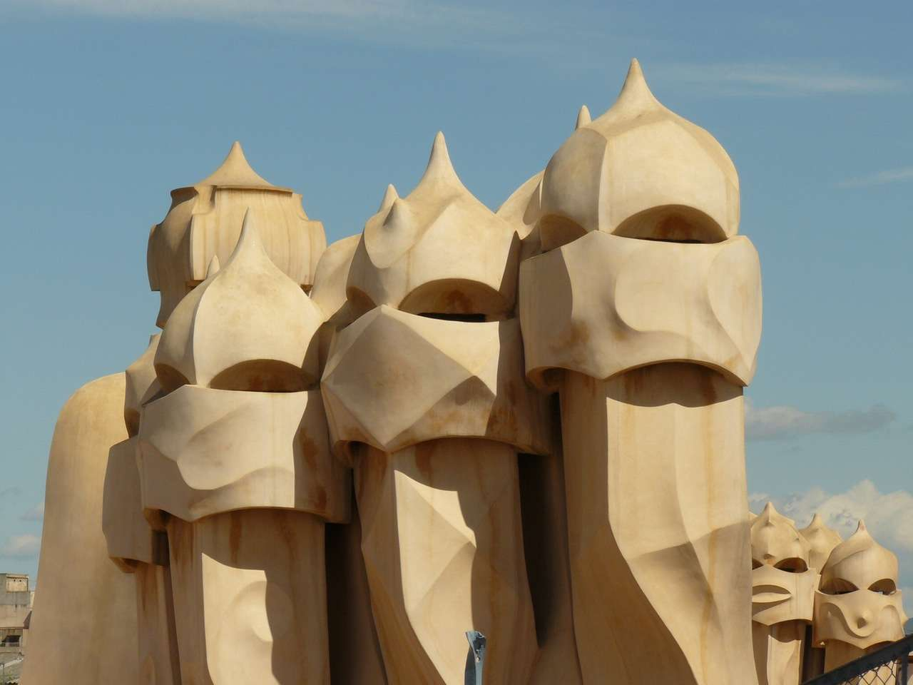 Casa MilàBarcelona - The 5 Most Romantic Cities in Europe