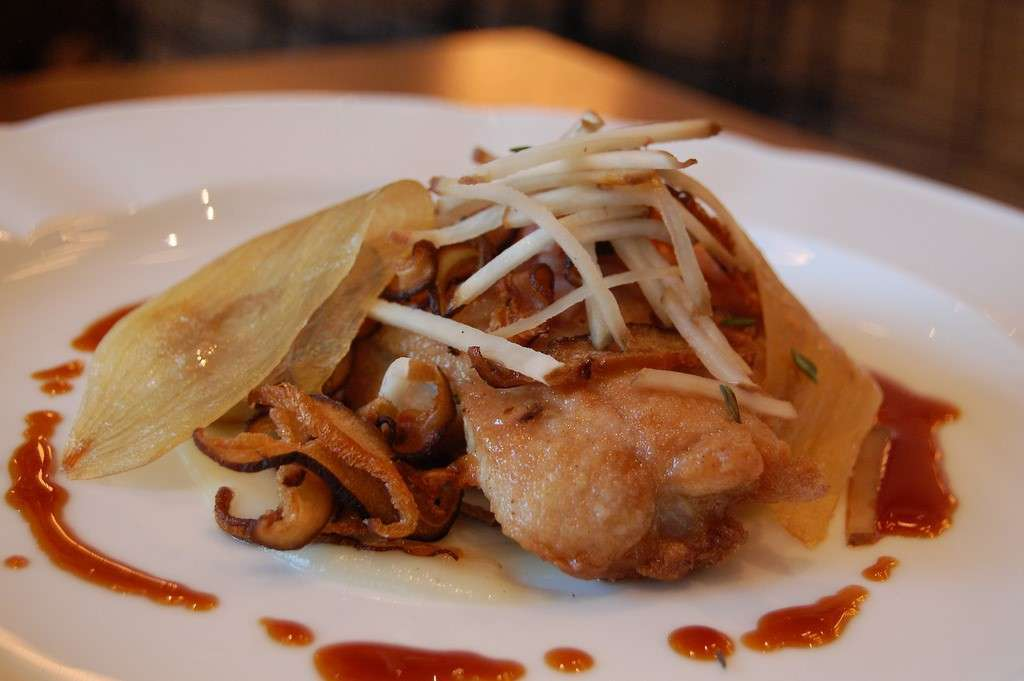 Colicchio Sons SweetBread - Best Restaurants in New York Which You Should Try At Least Once