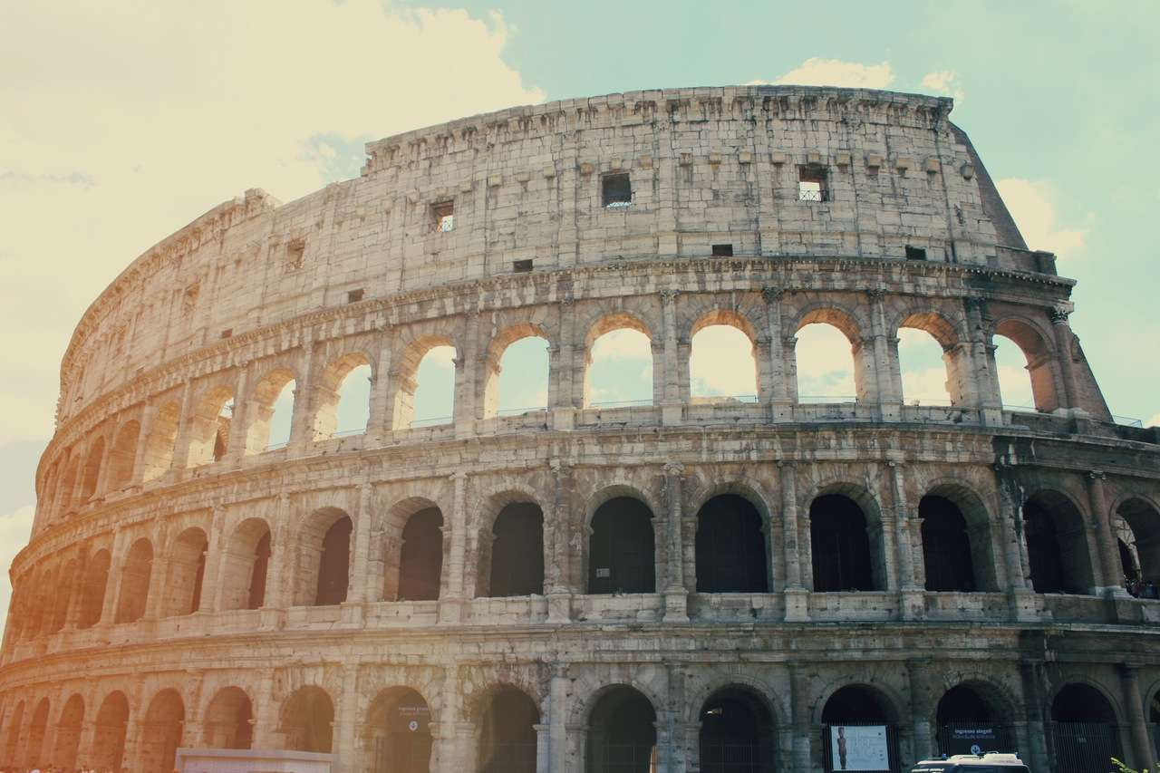 ColosseumRome - The 5 Most Romantic Cities in Europe
