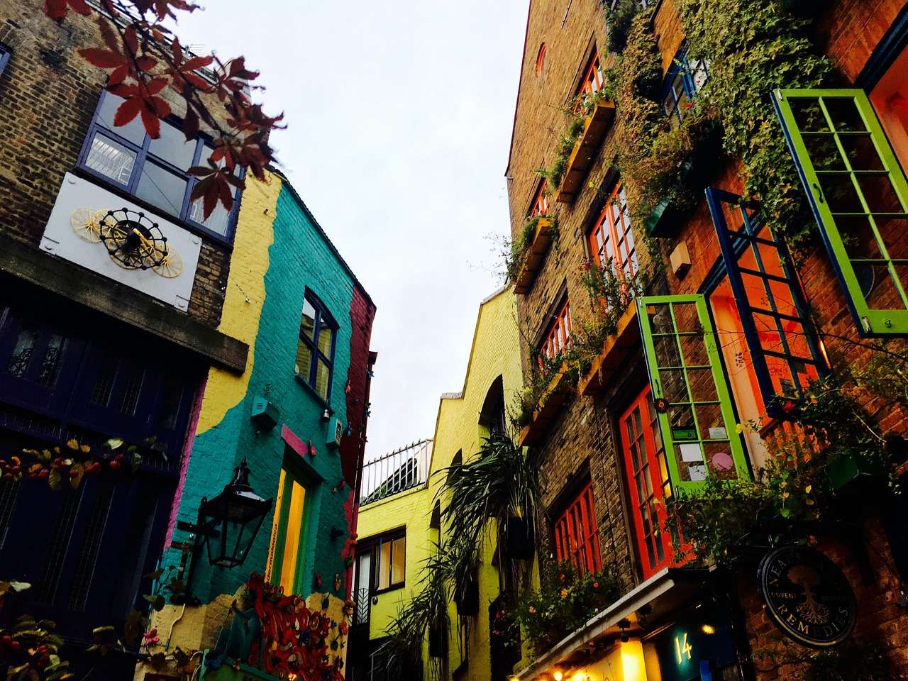 Covent Garden - Top things to do in London
