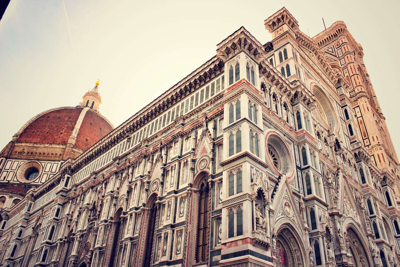 Beautiful Architecture Of Florence