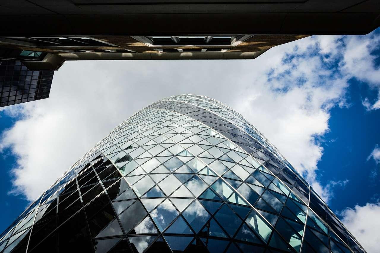 Gherkin skyscraper - Top things to do in London