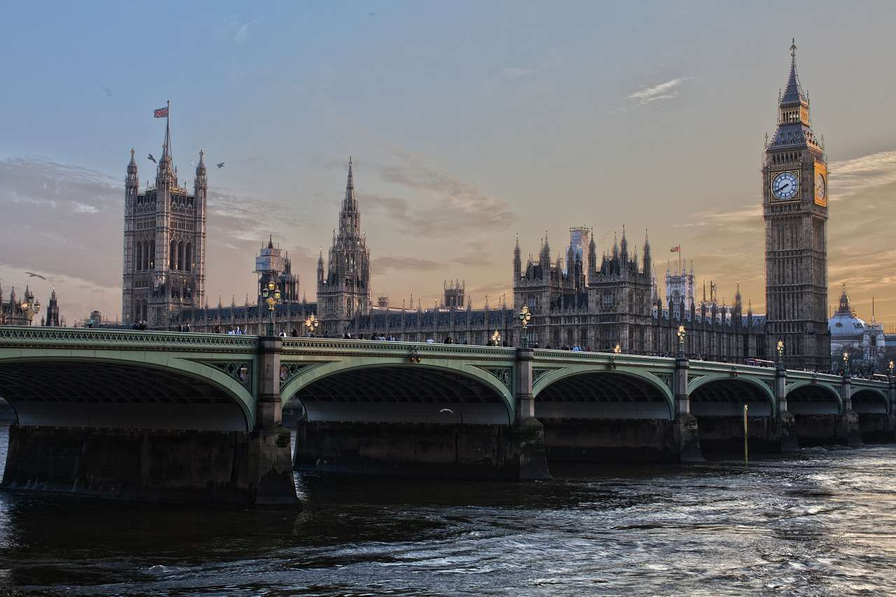Houses of Parliament - Top things to do in London