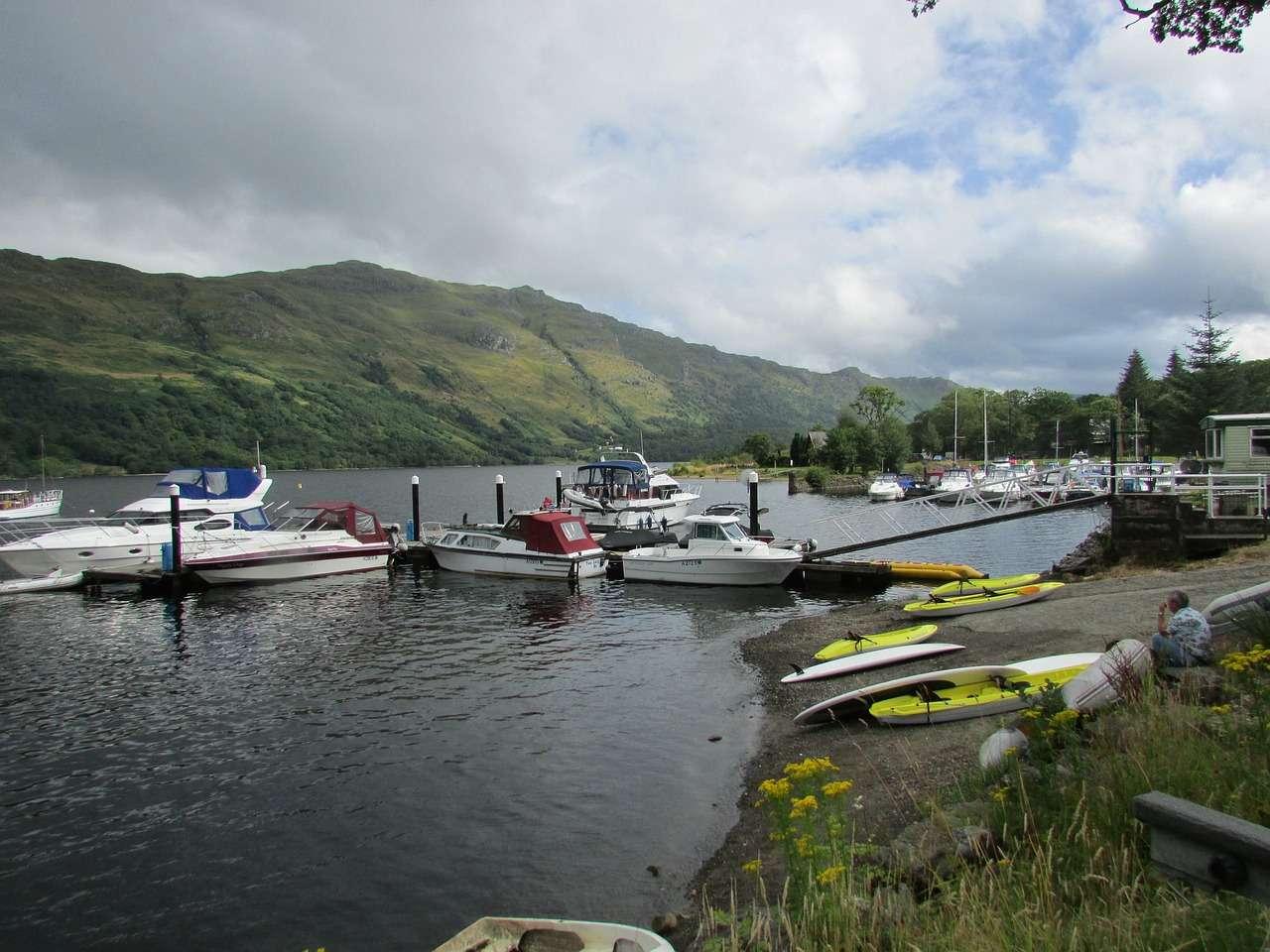 Lake-Loch Lomond