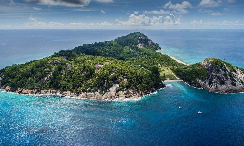 Heaven on Earth or Seychelles ' North Island'