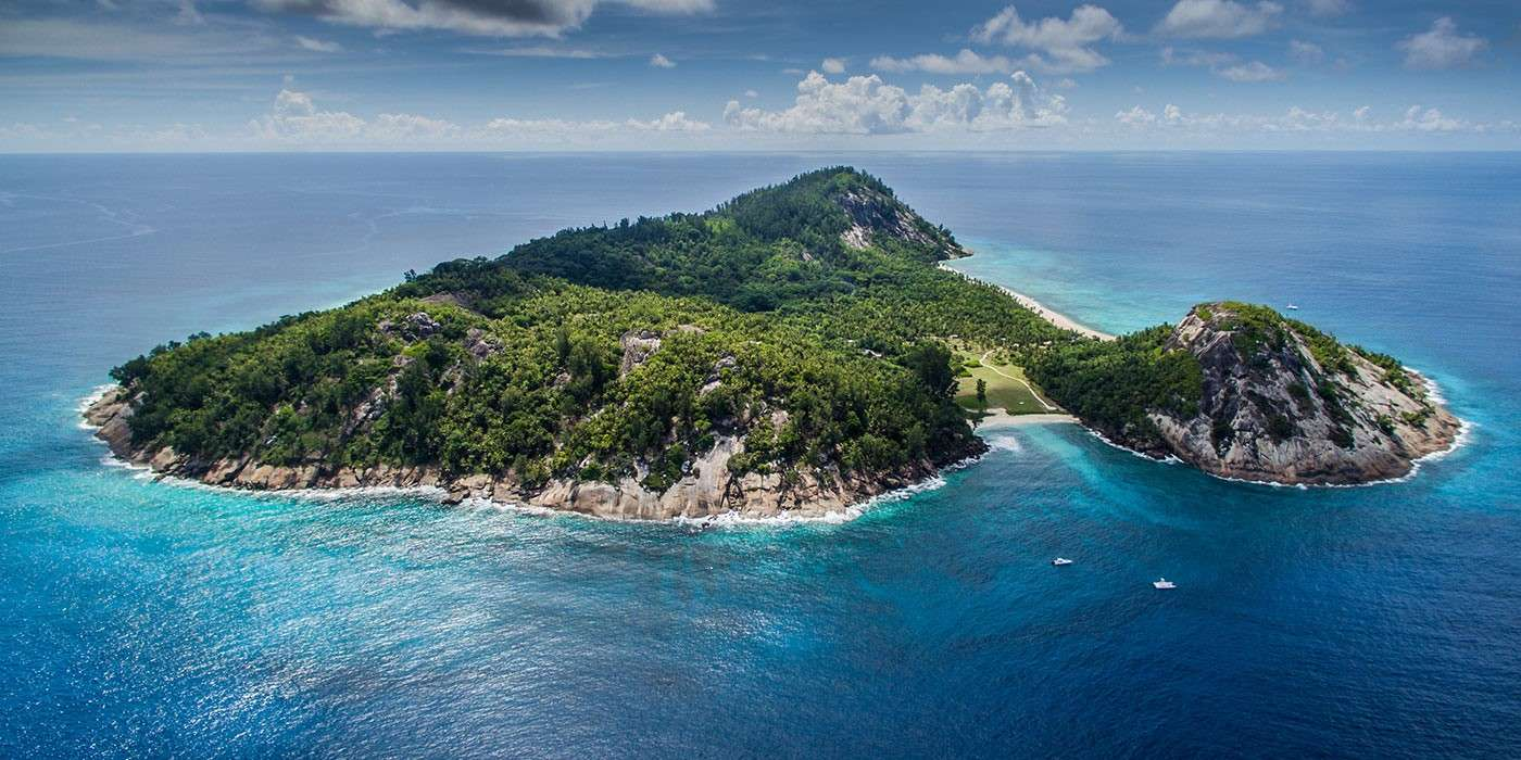 Heaven on Earth or Seychelles ' North Island'