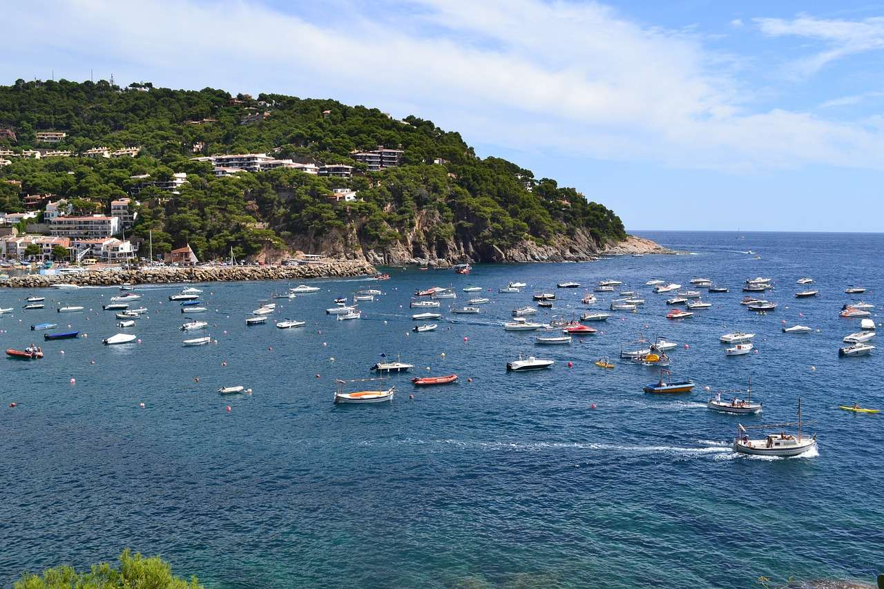 Sea View,Costa Brava