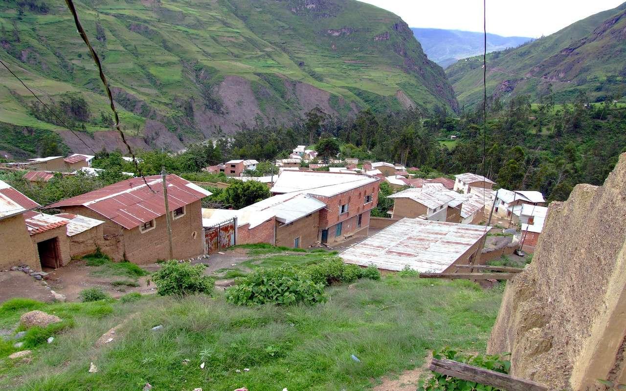 Sorata Town