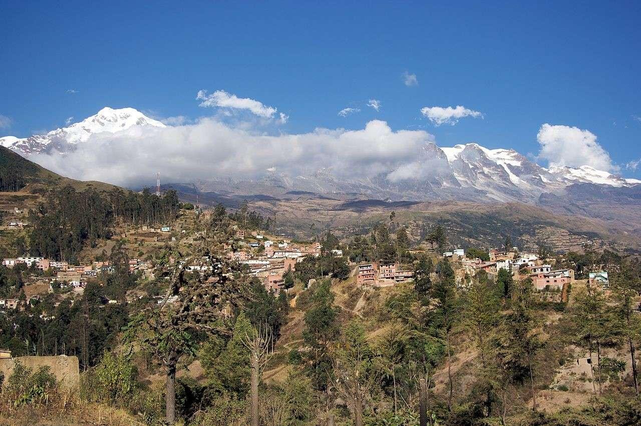 Sorata,Bolivia