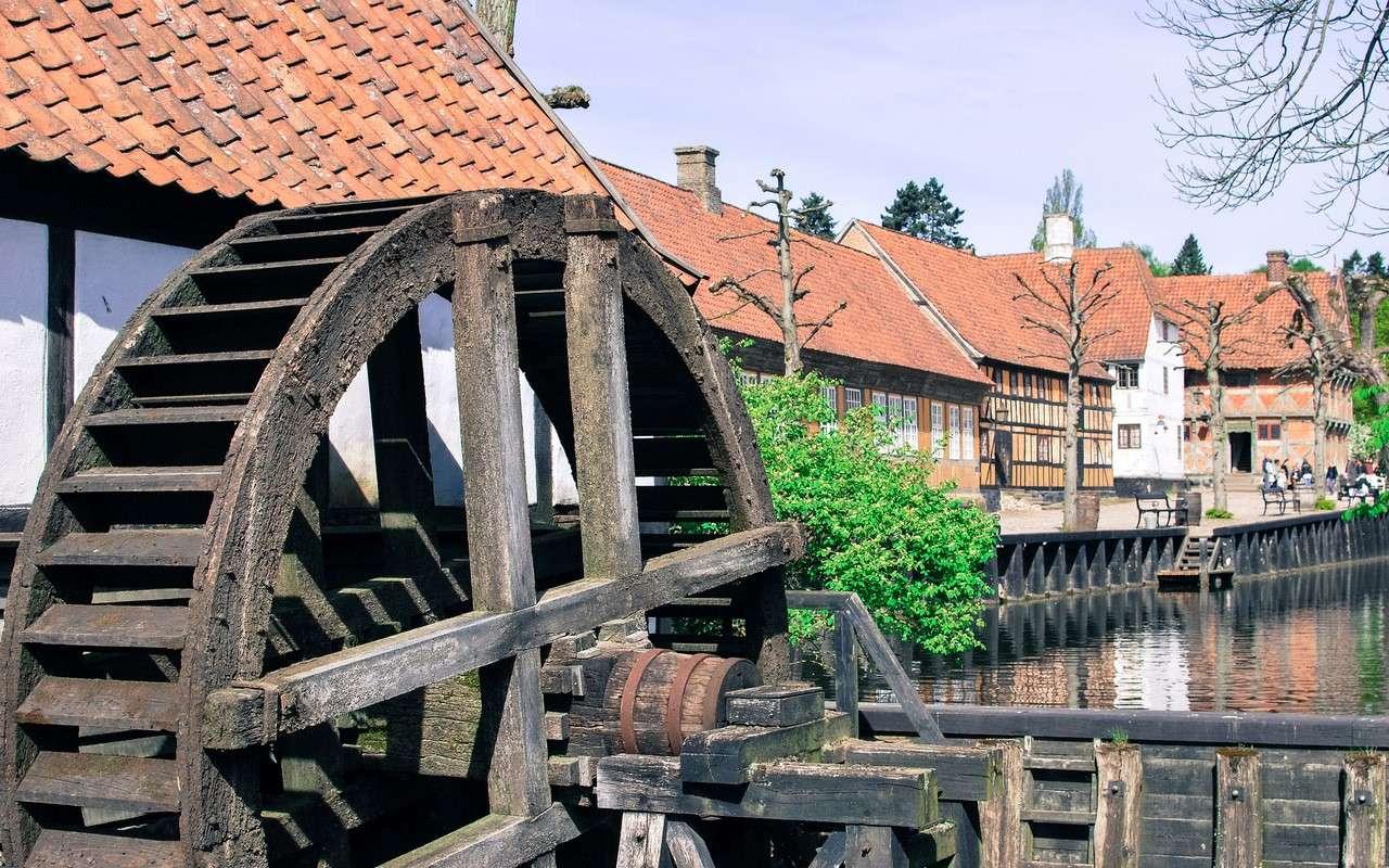 The Old Town,Aarhus