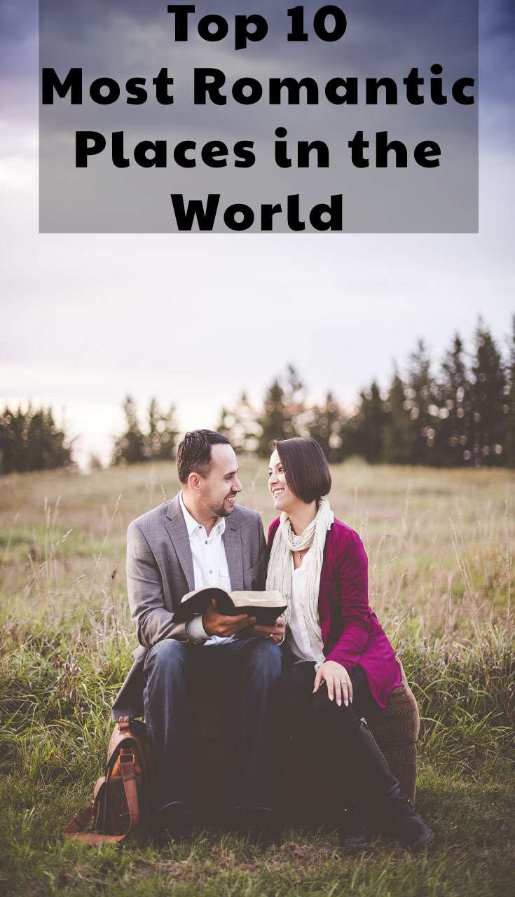 We all want a romantic vacation. Somewhere where they could fall in love again, feel great, and relax. When you're in love, there's a wish to share it with the world, and it's a big world out there.