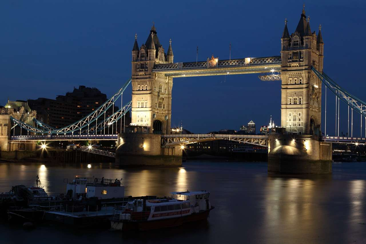 Tower Bridge - Top things to do in London