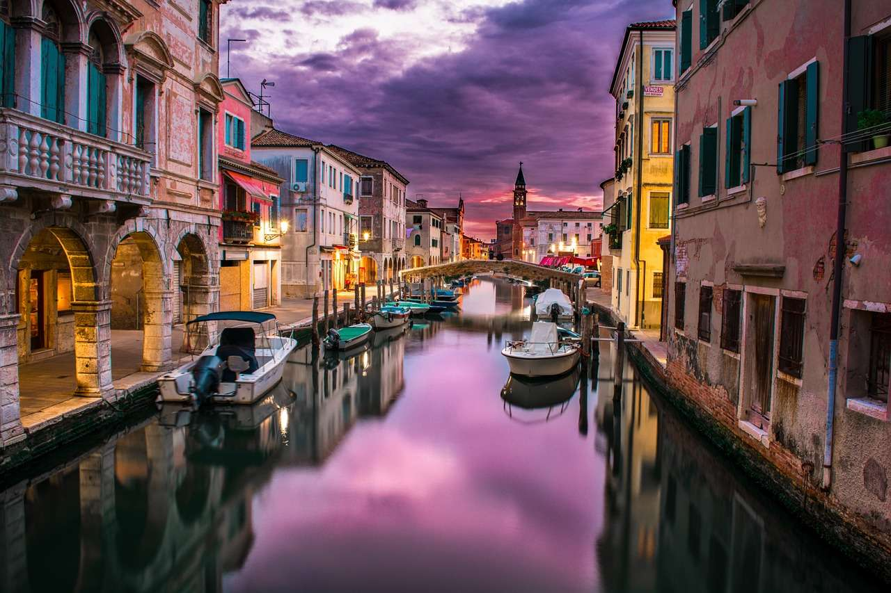 Venice Canal - Best Places To Visit in Italy