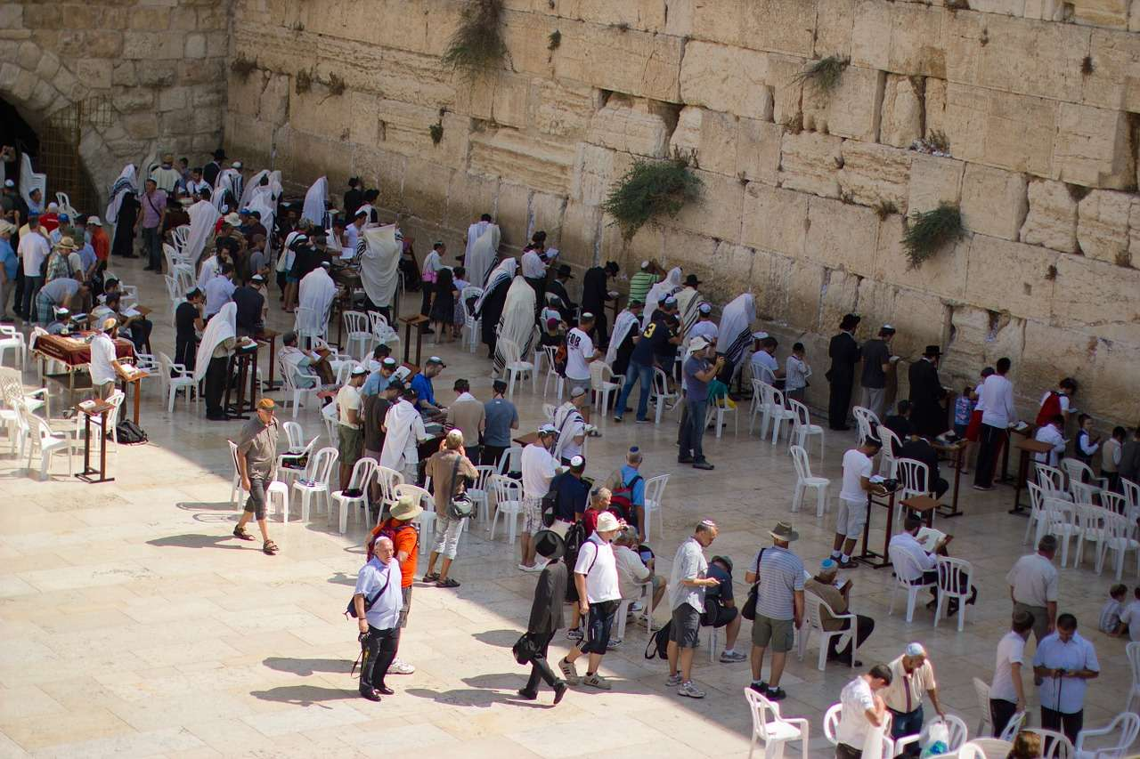 Western Wall Jerusalem - Destinations to Explore History in Africa and Middle East