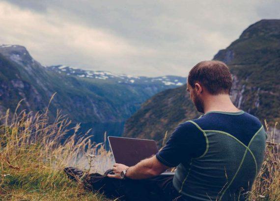 Working Digital Nomad