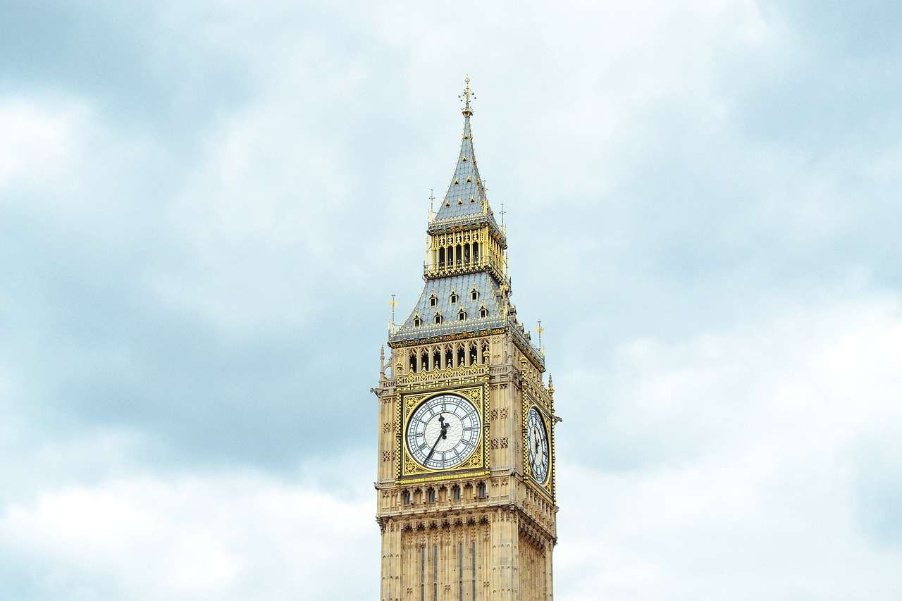 big ben - Top things to do in London