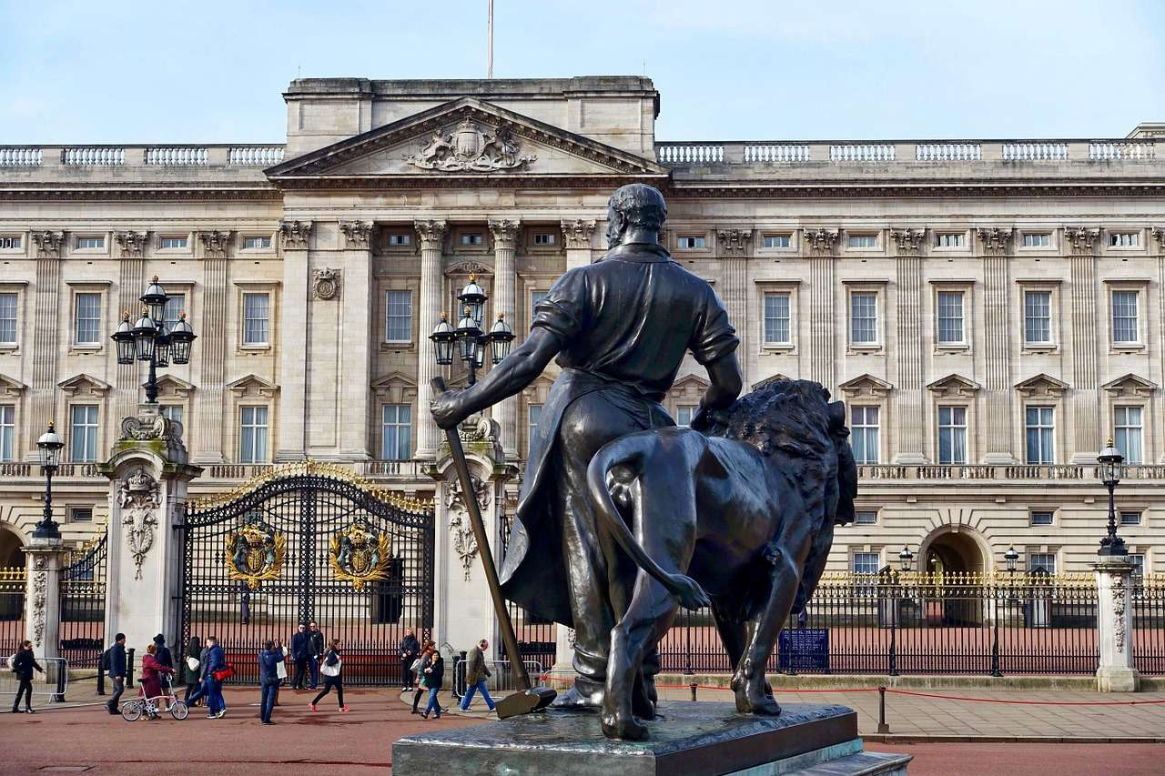 buckingham palace - Top things to do in London