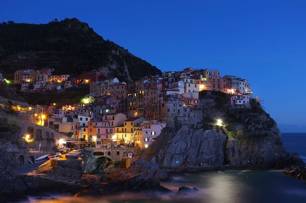Night View Manarola