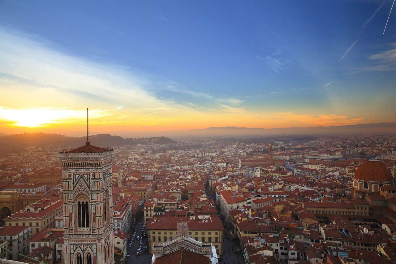 florence - Best Places To Visit in Italy