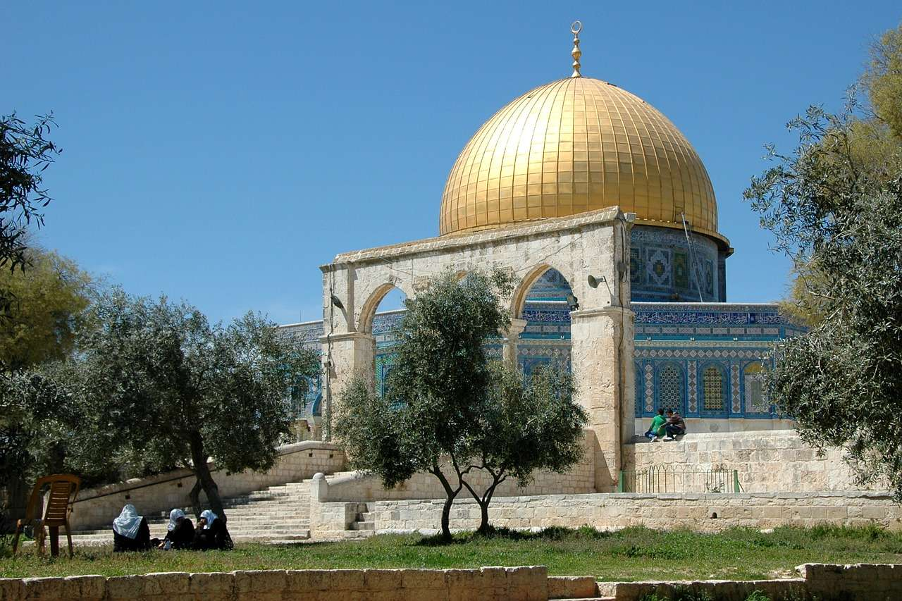 jerusalem - Destinations to Explore History in Africa and Middle East