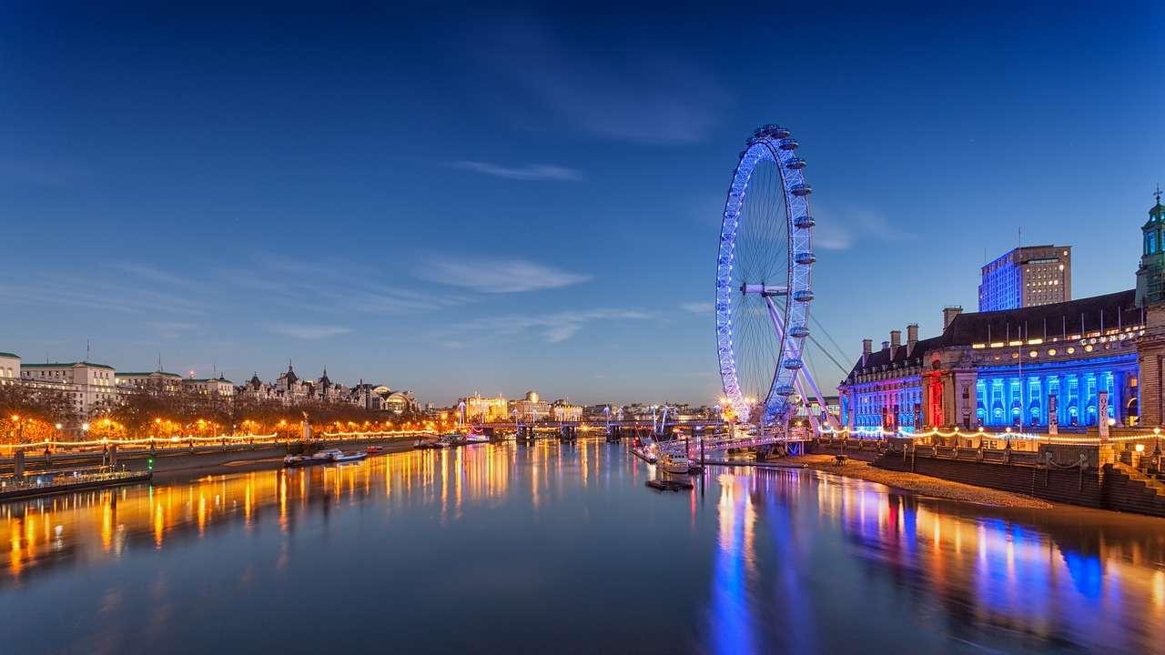 london eye - Top things to do in London