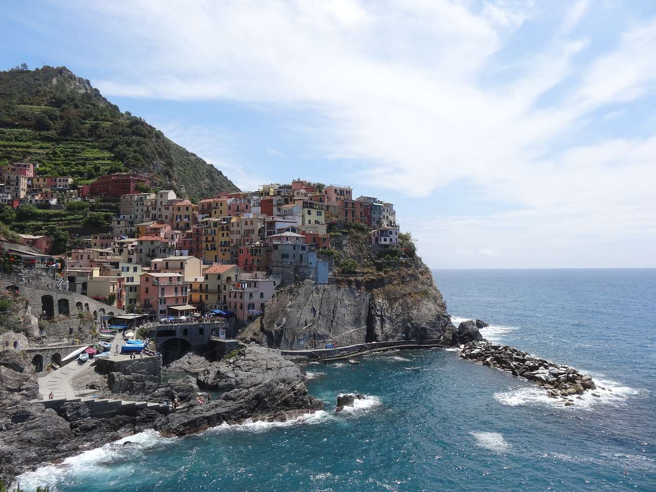 manarola - Best Places To Visit in Italy