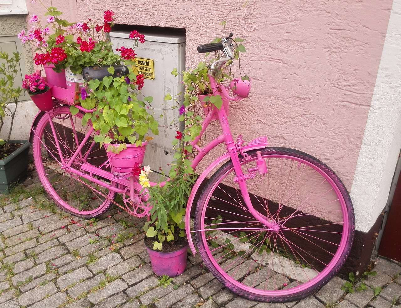 pink-bicycle berlin